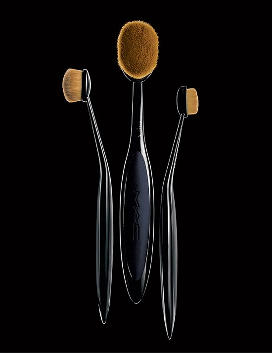MAC Masterclass Brush Collection