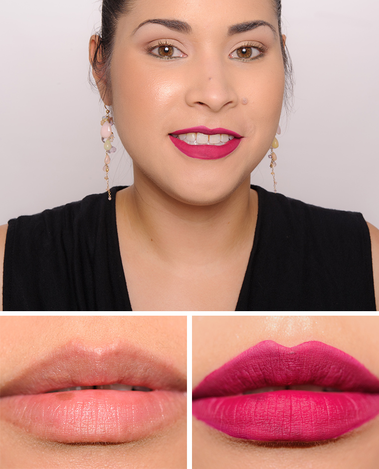 Milani Embrace Amp Flirt Amore Matte Lip Cremes Reviews