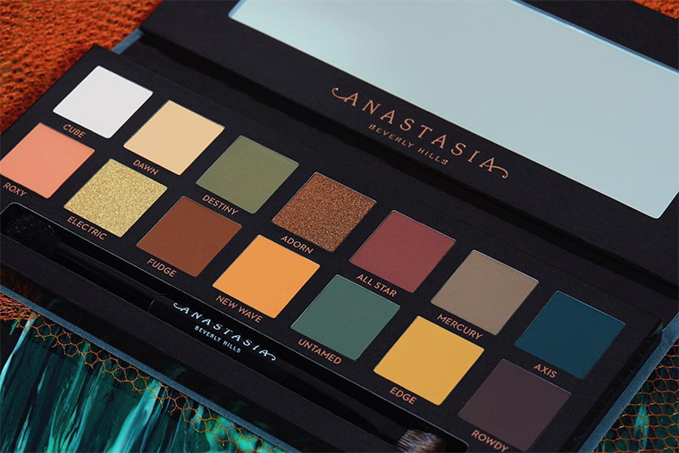 Anastasia Fall 2017 Launches