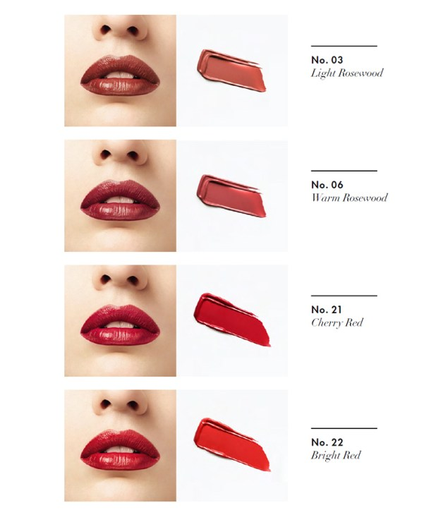 Guerlain My Rouge G Lipstick Collection