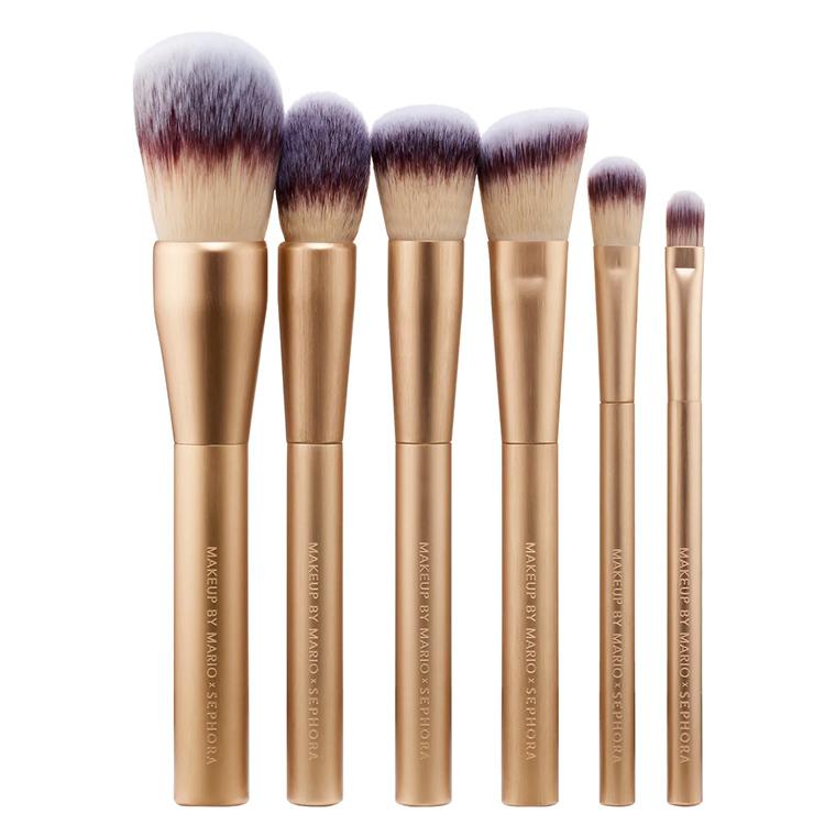 Makeup By Mario X Sephora Brush Sets