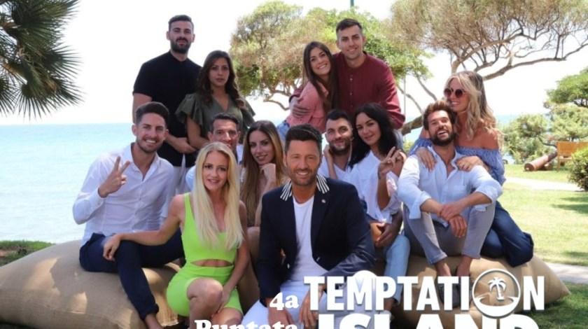 temptation island 2019 quarta puntata
