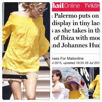 La rivista Daily Mail UK parla di Temptation Positano