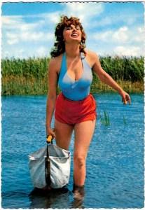 Sophia Loren, flickr