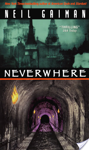 Flashback Friday Review: Neverwhere by Neil Gaiman