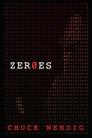 Review: Zer0es by Chuck Wendig
