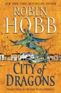 JANUARY - City of Dragons by Robin Hobb