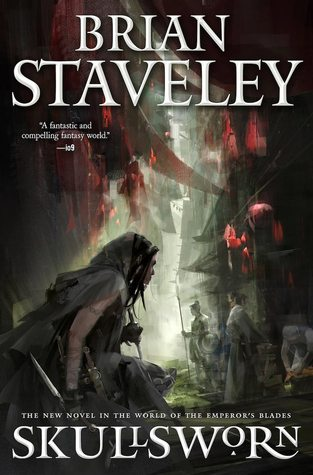 Review: Skullsworn by Brian Staveley