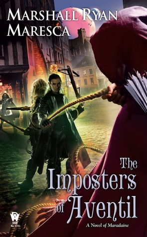 Review: Imposters of Aventil by Marshall Ryan Maresca