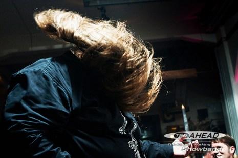 Auch als Rockband überzeugt Ten Ahead...