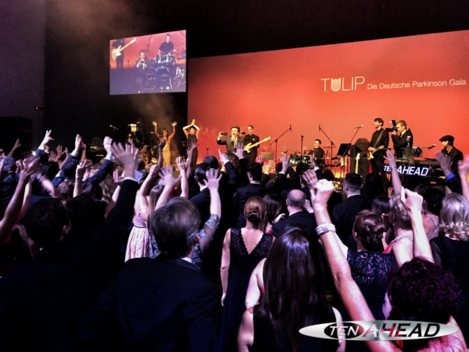 partyband, Liveband, Coverband, ten ahead, koeln, Köln, NRW, Showband, thomas anders, filmpark babelsberg, tulip, parkinson gala