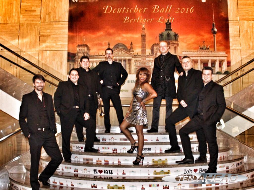 partyband, Liveband, Coverband, ten ahead, koeln, Köln, NRW, Showband, Peking
