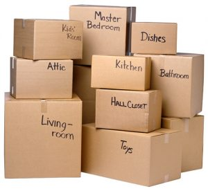 Hiring professional movers