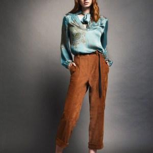 blusa serafina stampa arabesque