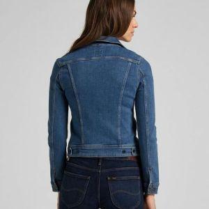 giubbino jeans slim
