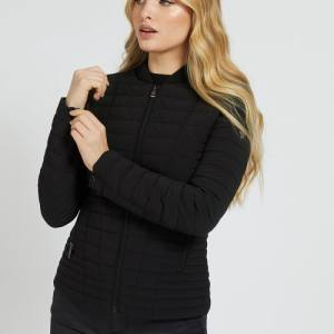 vera jacket, giacca skinny imbottita