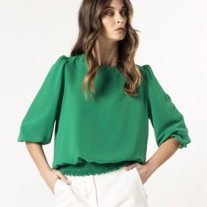 battle blusa elastic base