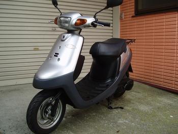 中古 原付 原付スクーター ~5万円の中古バイク・新車バイク