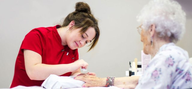the east northamptonshire college - hair and beauty academy