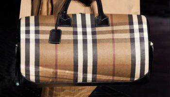 Votre premier regard sur les derniers sacs de Riccardo Tisci pour Burberry