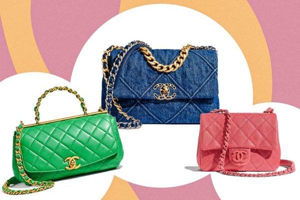 Les tout nouveaux sacs Chanel du printemps 2020 sont arrivés et nous avons des photos