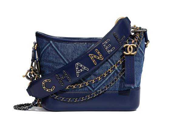 Chanel Gabrielle avec nouvelle Sangle