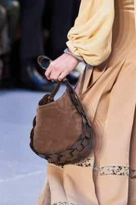 Sac à main Chloé collection automne hiver 2020