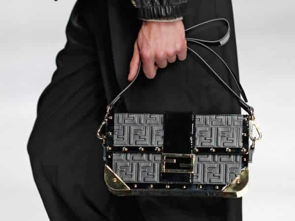 Tous les sacs de la collection homme automne 2020 de Fendi Men