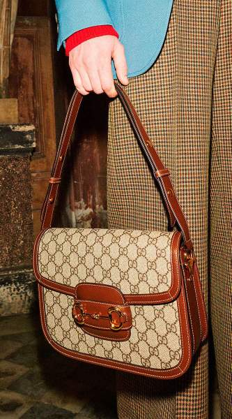 sac à main Gucci 1955 Horsebit