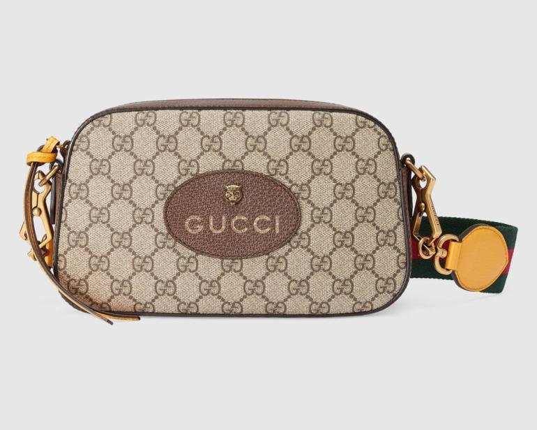Gucci neo vintage en toile Suprem GG