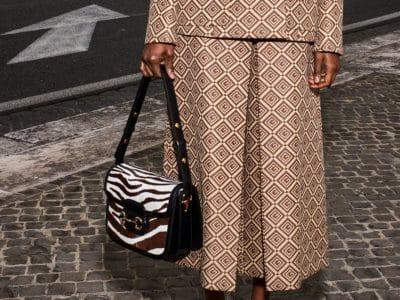 Sac vintage Gucci pour la pre fall 2020