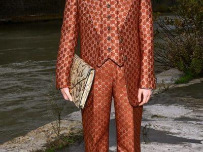Retour de la mode Vintage chez Gucci