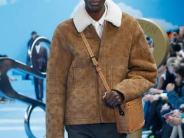 Fall Winter masculine Louis Vuitton automne / hiver 2020