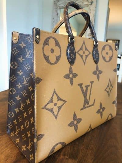 Utilisabilité et fonctionnalité Louis Vuitton Onthego