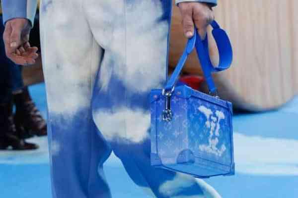 Votre premier regard sur les derniers sacs de Virgil Abloh pour Louis Vuitton