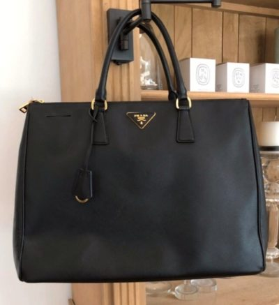 Prada Galleria Medium Saffiano en cuir