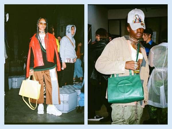 Un regard sur le sac à main le plus en vogue du moment : Le sac Telfar shopping