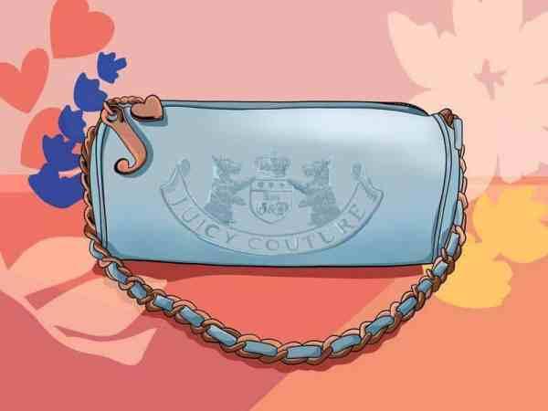 Le sac à main en éponge Juicy Couture : ode à une icône de ma jeunesse