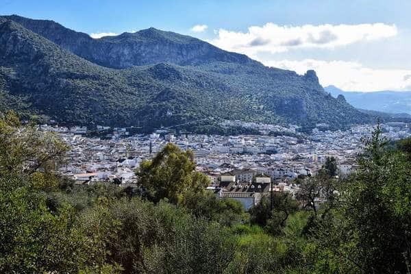 Ubrique Production espagnole de sacs en cuir en Andalousie