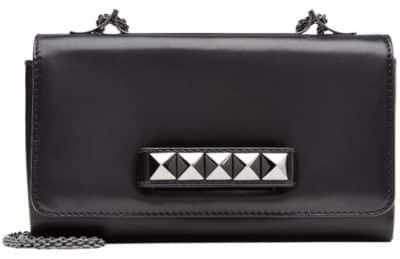 Valentino VaVaVoom Rockstud Noir Bag, 1 295 $ via Tradesy