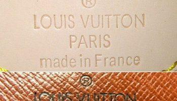 Comment Authentifier un sac Louis Vuitton