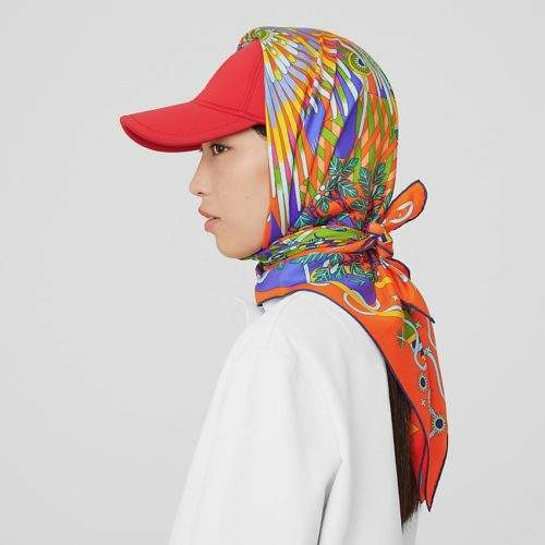 Foulard : La Source De Pegase