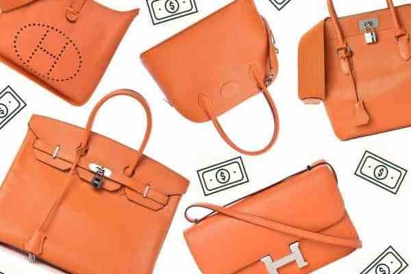 Combien vous coûteront les sacs Hermès d'occasion sur le marché de la revente ?