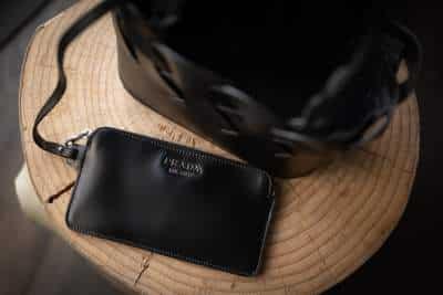sac Prada noir