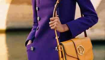 Présentation : sac Louis Vuitton Pont 9