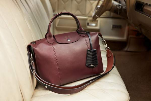 le sac iconique Le Pliage de Longchamp