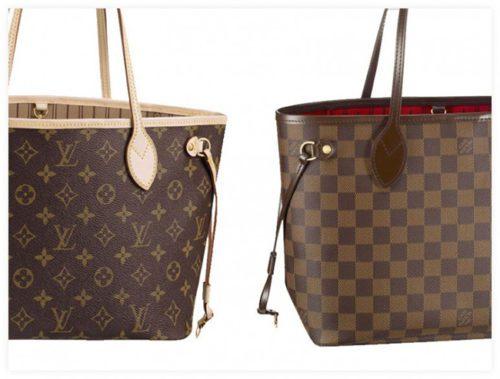 De quoi est faite la toile des sacs Louis Vuitton ?