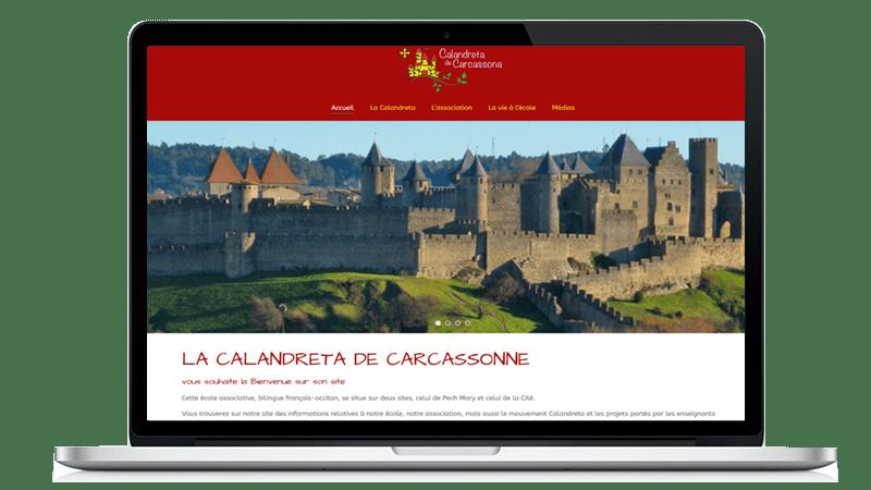 Calandreta carcassonne