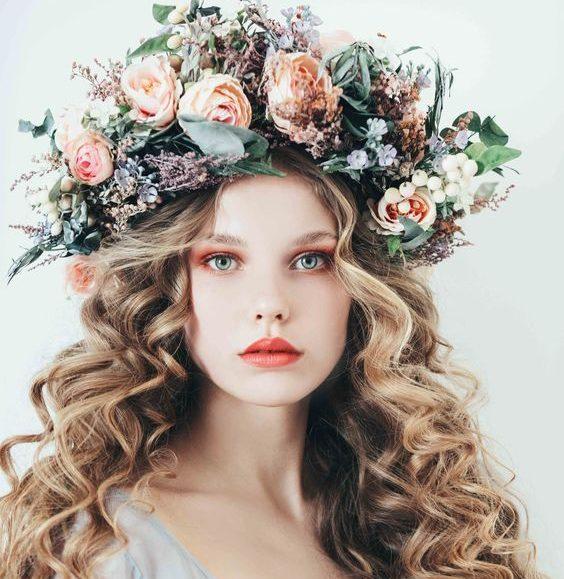 Cosmética floral