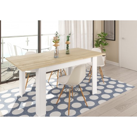 table extensible scandinave kenda